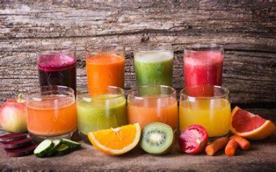 Scegli gli estratti frutta e verdura giusta per il Tuo benessere…