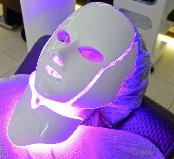 Una nuova Tecnonologia…..Led Mask